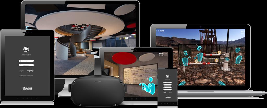 MASTERCLASS 4 – Entrenamiento y Simulación VR